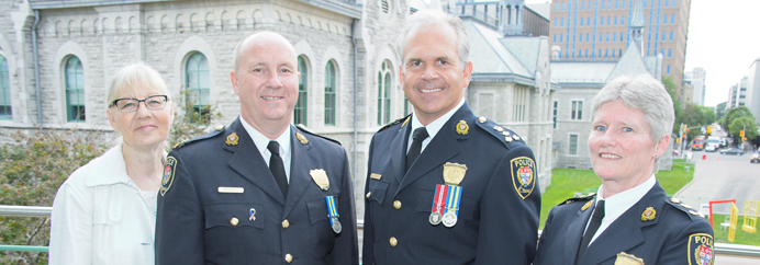 Ottawa Police Executives