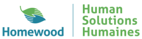 Homewood Solutions logo