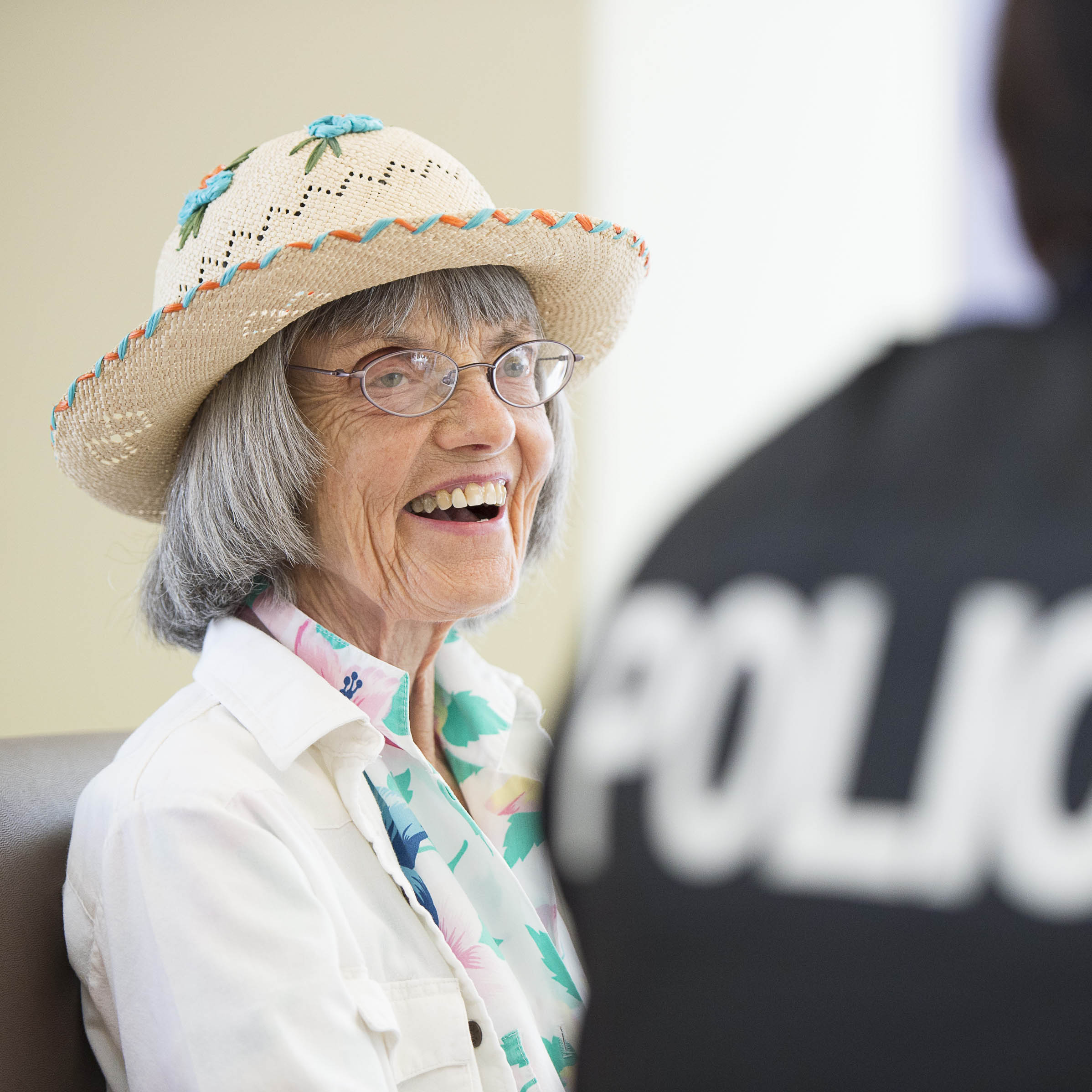 Seniors' month is a time to recognize our elders' contributions and to make sure they are safe
