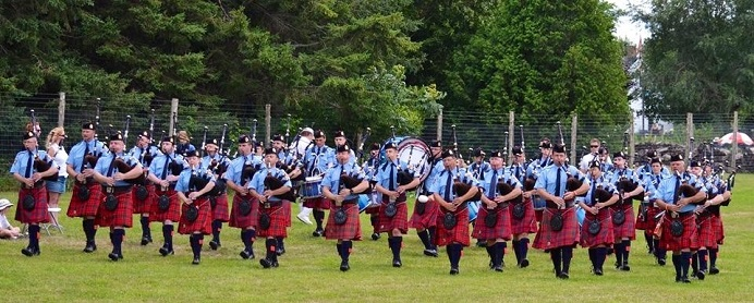 talent burgh in the band key established promotion home s stirling and focus is bands young pipe to royal was piping commitment of