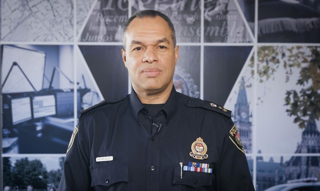 Chief Sloly restates commitment to improving policing in Ottawa