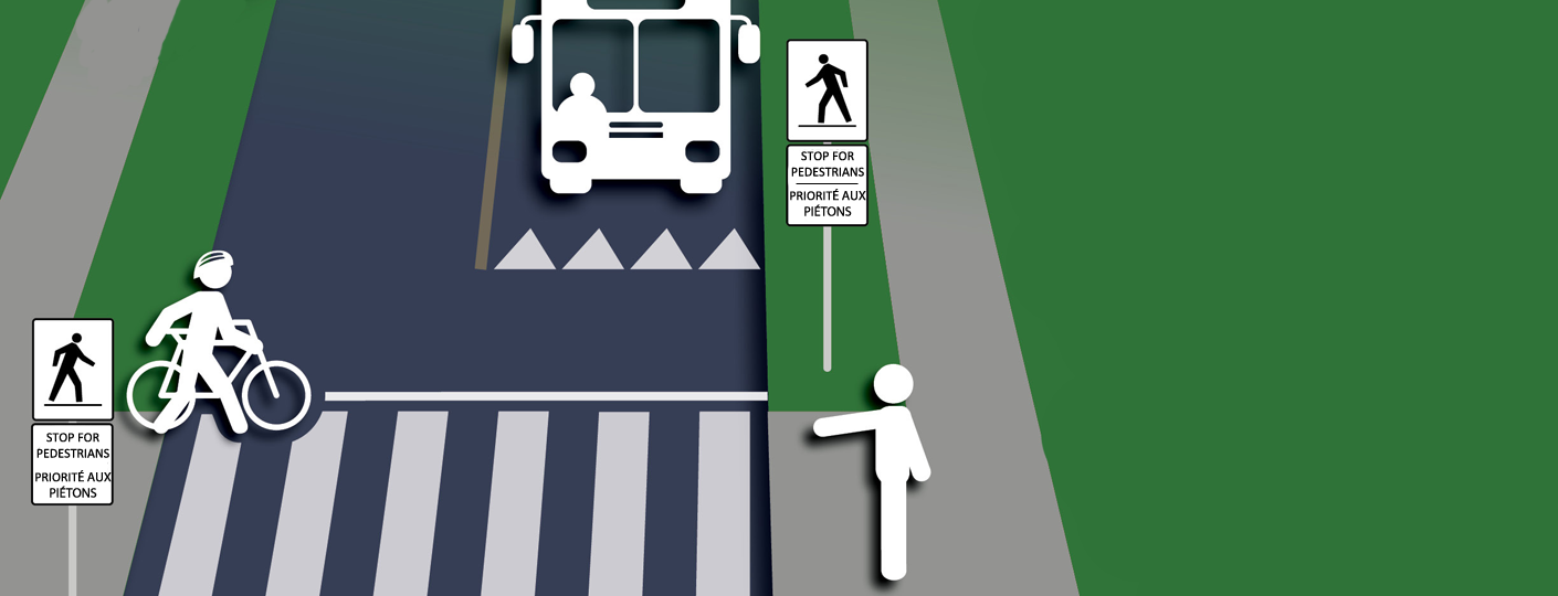 New Pedestrian Crossovers