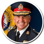 Chief Charles Bordeleau
