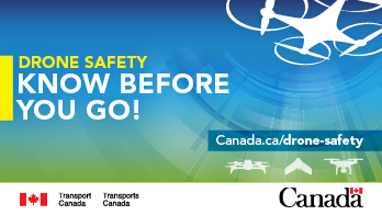 Drone Safety - Know before you go