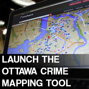 Launch the Ottawa Crime Mapping Tool