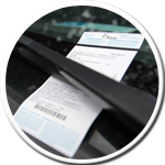 ticket de parking