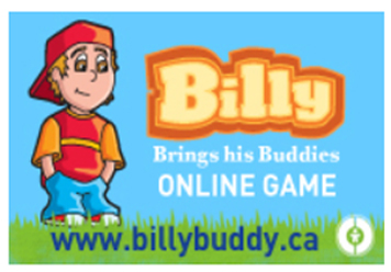 Billy Brings his Buddies game