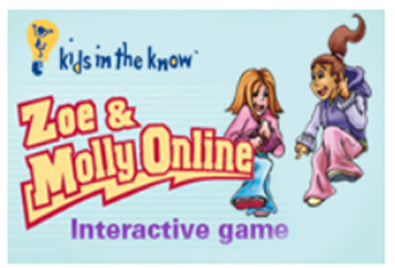 Zoe and Molly Online Game